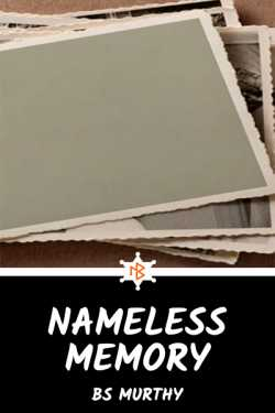 Nameless Memory by BS Murthy in English