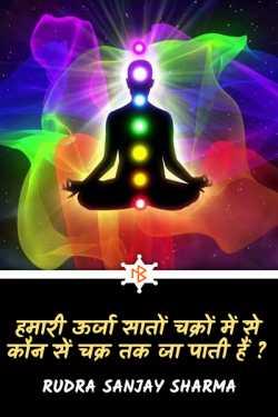Rudra Sanjay Sharma द्वारा लिखित  हमारी ऊर्जा सातों चक्रों में से कौन सें चक्र तक जा पाती हैं ? बुक Hindi में प्रकाशित