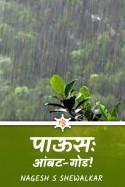 पाऊसः आंबट-गोड! - 3 - अंतिम भाग by Nagesh S Shewalkar in Marathi