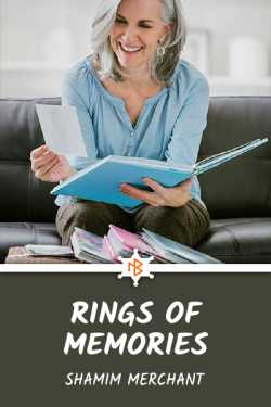 Rings of Memories by SHAMIM MERCHANT in English
