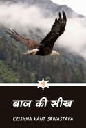 बाज की सीख by Krishna Kant Srivastava in Hindi