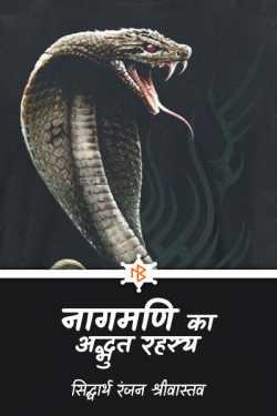 सिद्धार्थ रंजन श्रीवास्तव द्वारा लिखित  नागमणि का अद्भुत रहस्य (भाग - 2) बुक Hindi में प्रकाशित