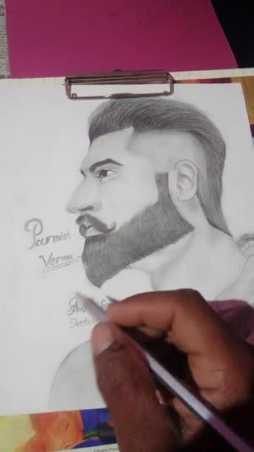 Ankit Saini Sketcher videos on Matrubharti