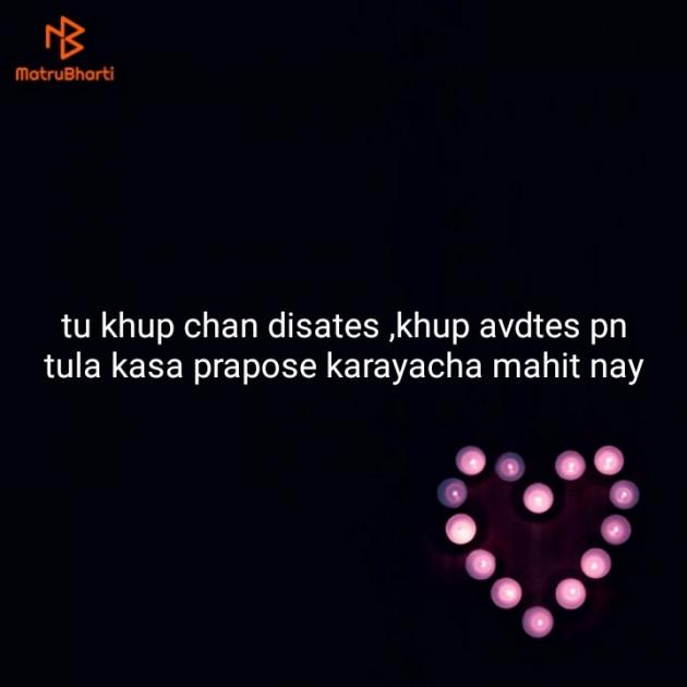 Marathi Whatsapp-Status by Dushant Dolas : 111173360