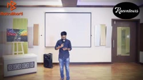 Raconteurs videos on Matrubharti