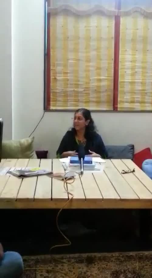Aaryaa Joshi videos on Matrubharti