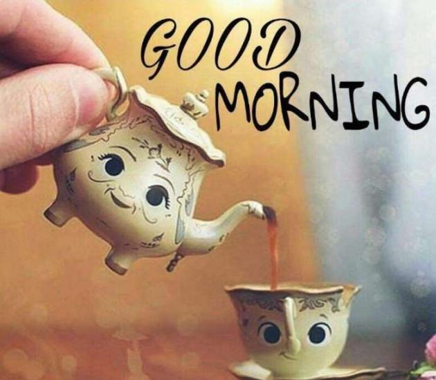 English Good Morning by Komu : 111229597