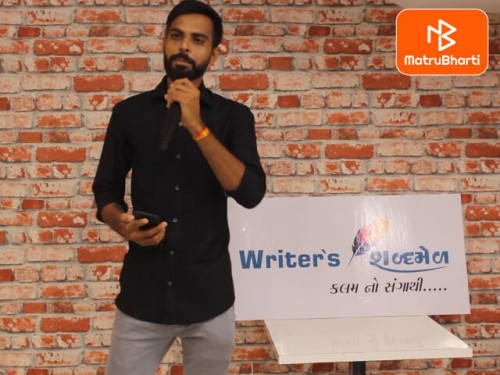 Writer's Shabd Mel videos on Matrubharti