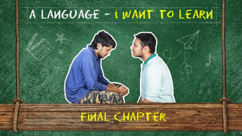 Post by A Language - I want to Learn on 13-Aug-2019 08:00pm