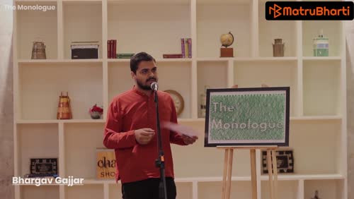 The Monologue videos on Matrubharti
