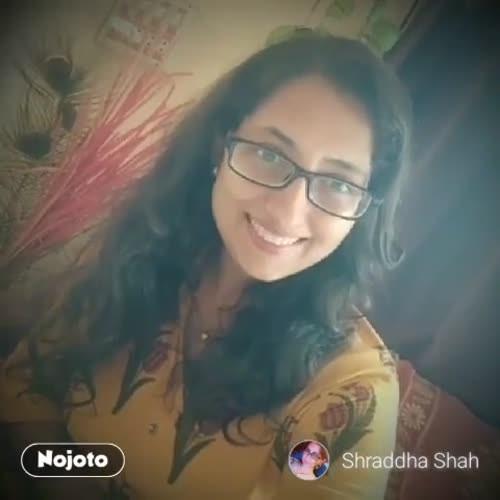 Shraddha Shah videos on Matrubharti