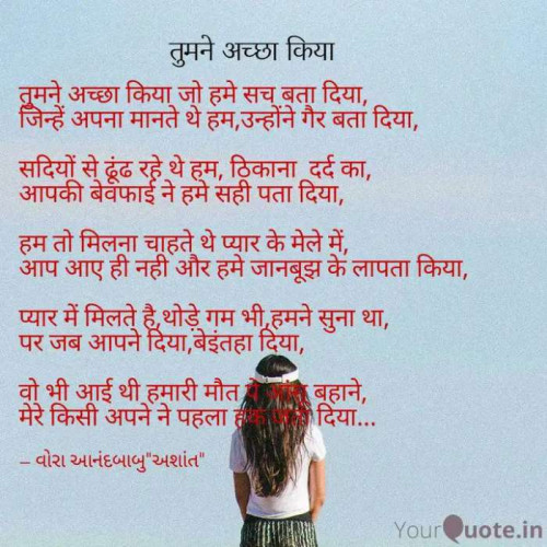 Post by Vora Anandbabu on 12-Oct-2019 03:12pm