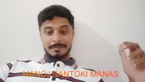 Manoj Santoki Manas videos on Matrubharti