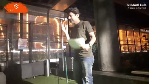 Nukkad Cafe videos on Matrubharti