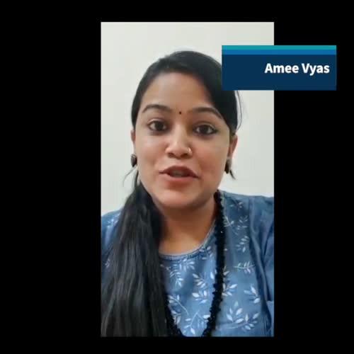અમી વ્યાસ videos on Matrubharti