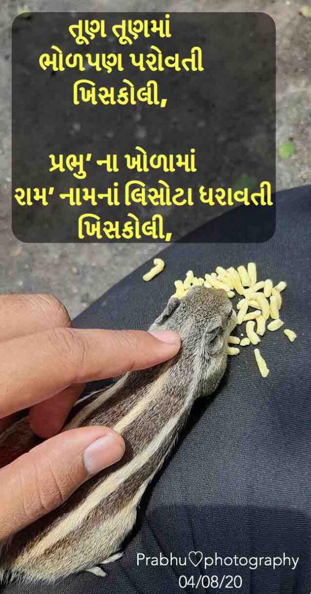 Gujarati Religious by પ્રભુ : 111531141