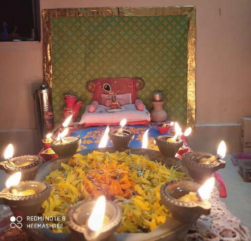 """Post by HeemaShree """"Radhu"""" on 16-Oct-2020 07:24pm"""