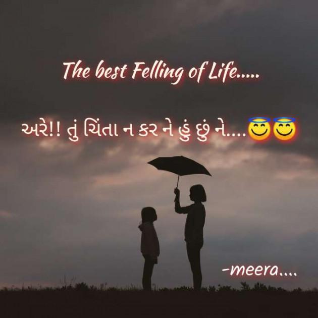 Gujarati Shayri by Meera : 111632033