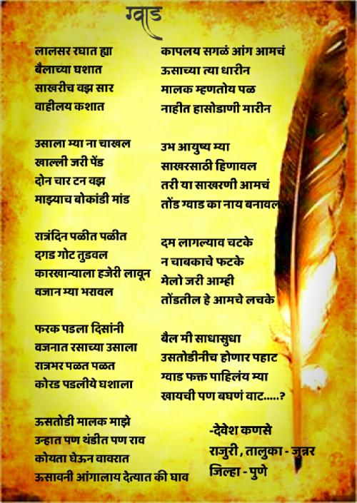 Post by Devesh Kanase on 15-Jan-2021 08:09pm