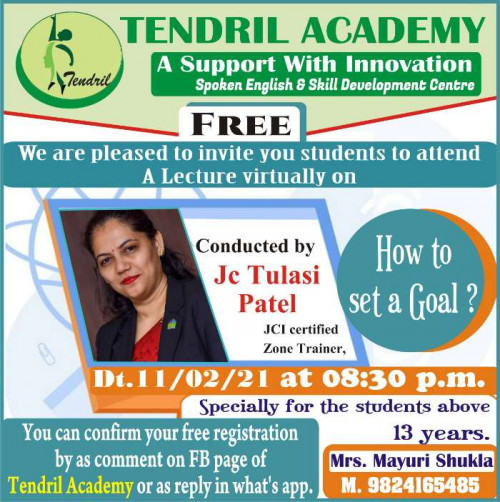 Post by Aarti Bhadeshiya on 07-Feb-2021 10:15pm