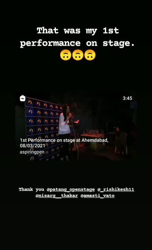 Arya Patel videos on Matrubharti
