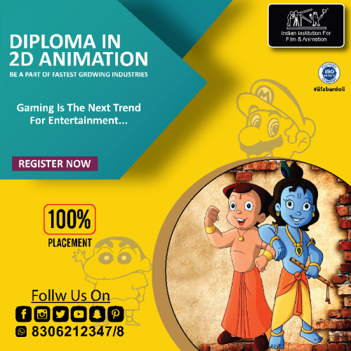 Post by Indian Institution For Film & Animation on 22-Apr-2021 01:06pm