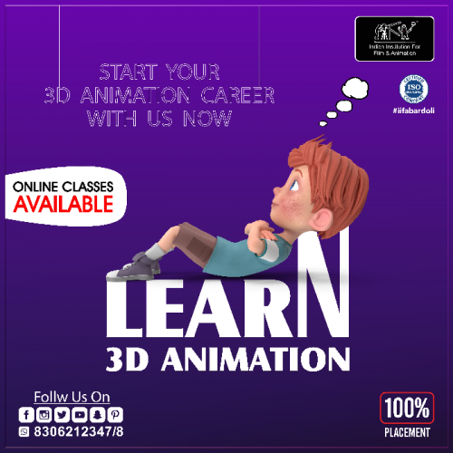Post by Indian Institution For Film & Animation on 01-May-2021 05:33pm