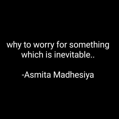 Post by Asmita Madhesiya on 05-May-2021 09:57pm