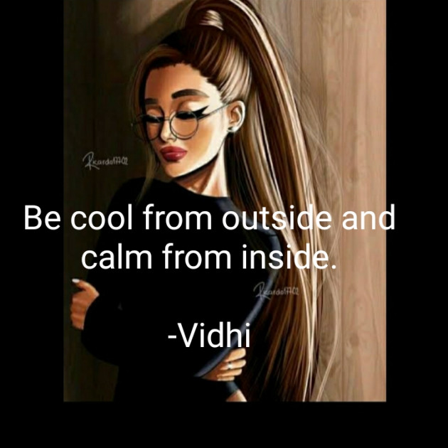 English Motivational by Vidhi : 111708452