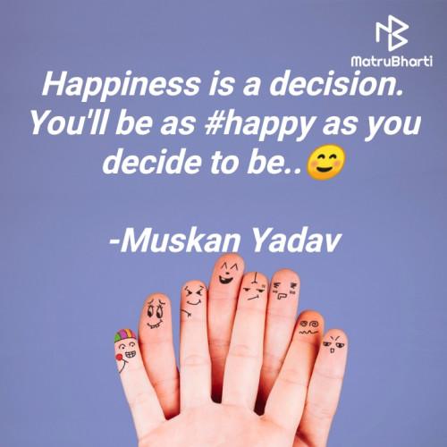 Post by Muskan Yadav on 29-Jul-2021 04:26pm