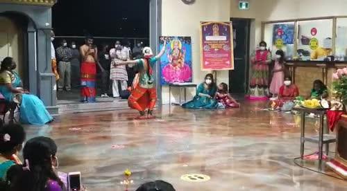 Dance video on Matrubharti