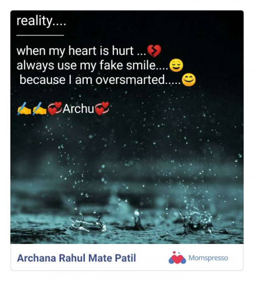 Post by Archana Rahul Mate Patil on 23-Sep-2021 08:50pm