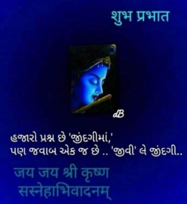 Gujarati Whatsapp-Status by Zala Jayvirsinh : 111753384